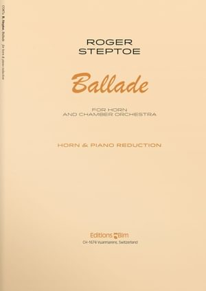 Steptoe  Roger  Ballade  Co87