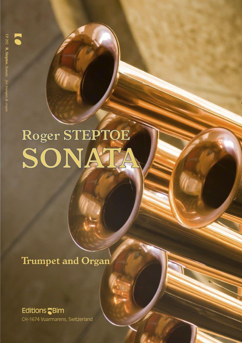 Steptoe  Roger  Sonata  Tp292