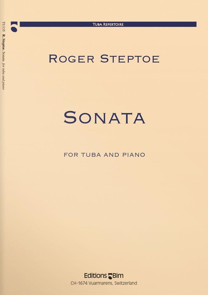 Steptoe  Roger  Sonata  Tu135