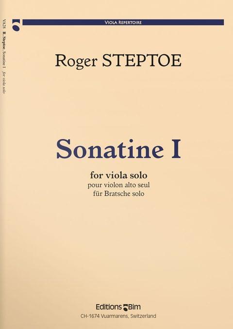 Steptoe  Roger  Sonatine 1  Va28