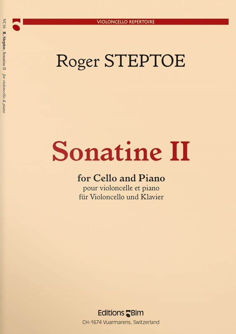 Steptoe  Roger  Sonatine 2  Vc16
