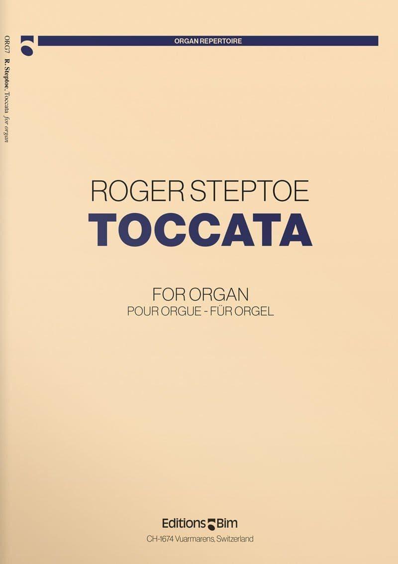 Steptoe  Roger  Toccata  Org7