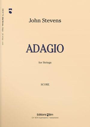 Stevens  John  Adagio  Orch73