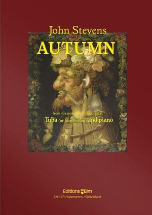 Stevens  John  Autumn  Tuba And  Piano  Tu140