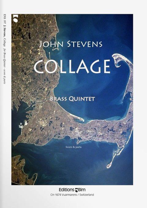 Stevens  John  Collage  Ens197