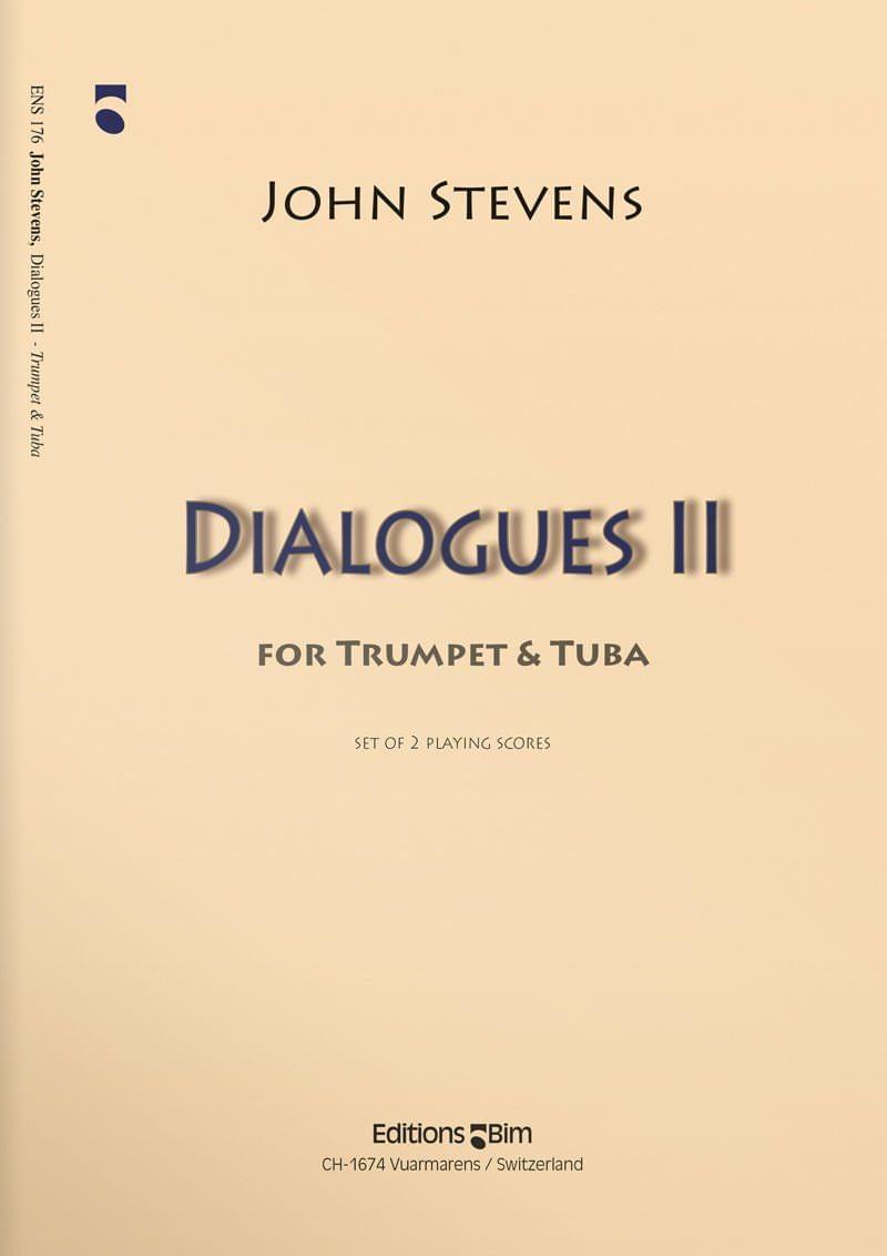Stevens  John  Dialogues 2  Ens176