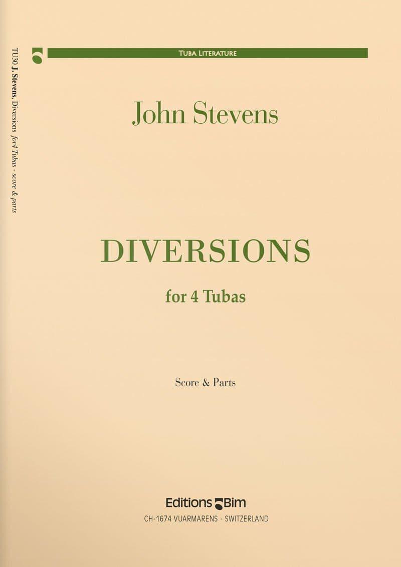 Stevens  John  Diversions  Tu30