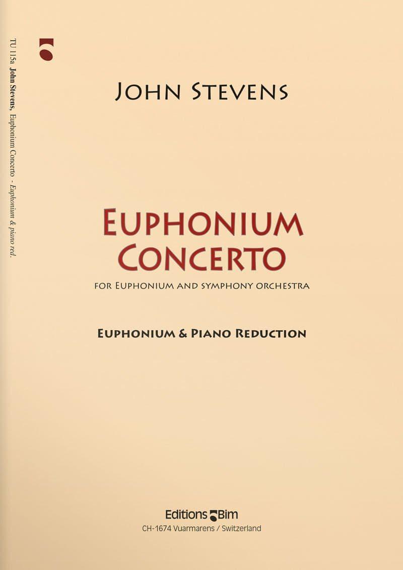 Stevens  John  Euphonium  Concerto  Tu115A