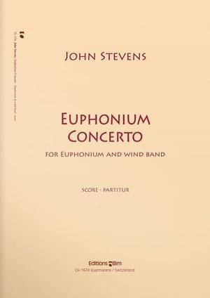 Stevens  John  Euphonium  Concerto  Tu115E