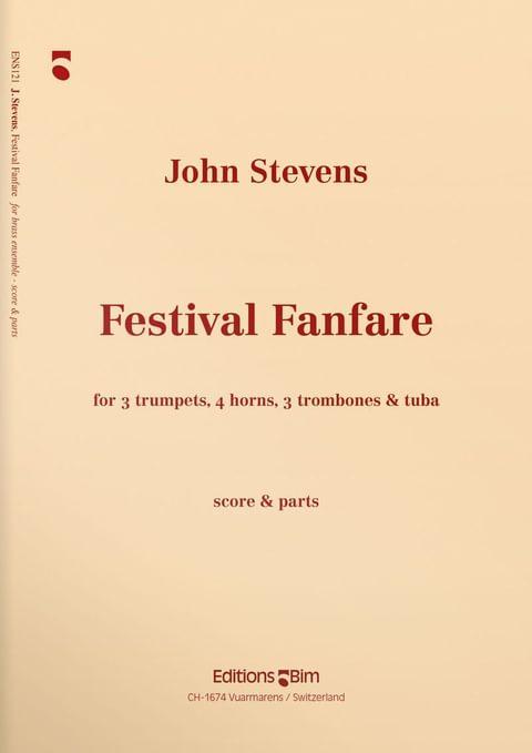 Stevens  John  Festival  Fanfare  Ens121