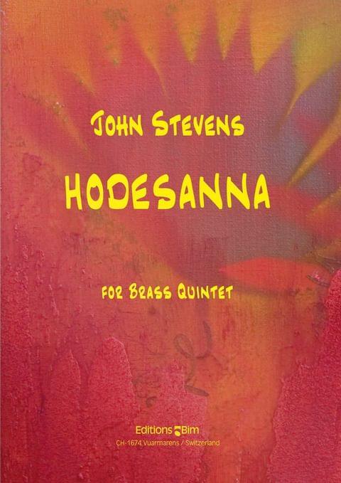 Stevens  John  Hodesanna  Ens223
