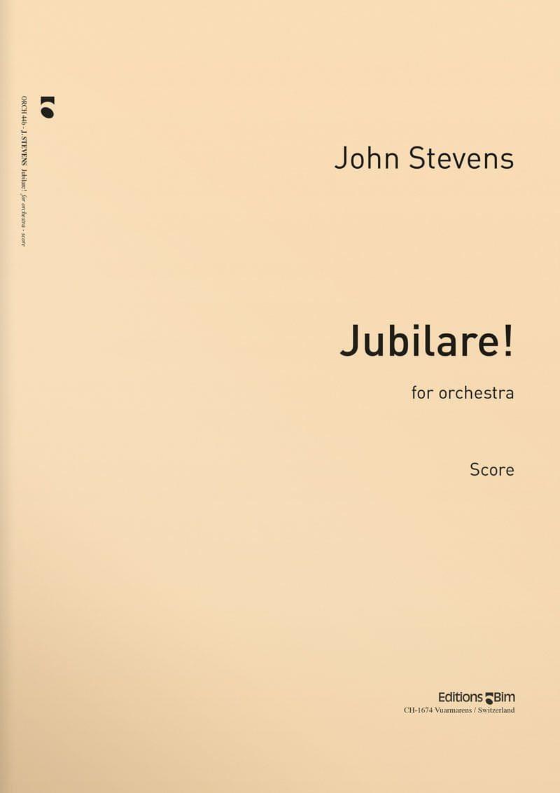 Stevens  John  Jubilare  Orch44B