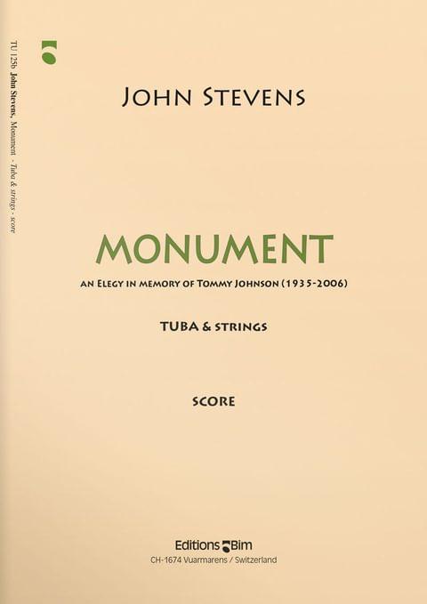 Stevens  John  Monument  Tu125