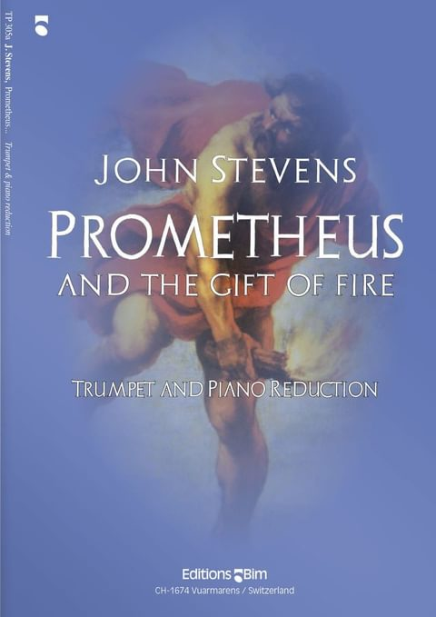 Stevens  John  Promotheus And  The  Gift Of  Fire  Tp305A