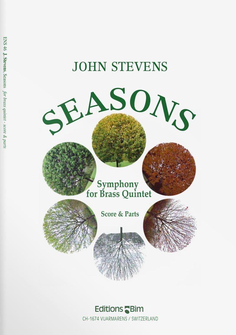Stevens  John  Seasons  Ens46