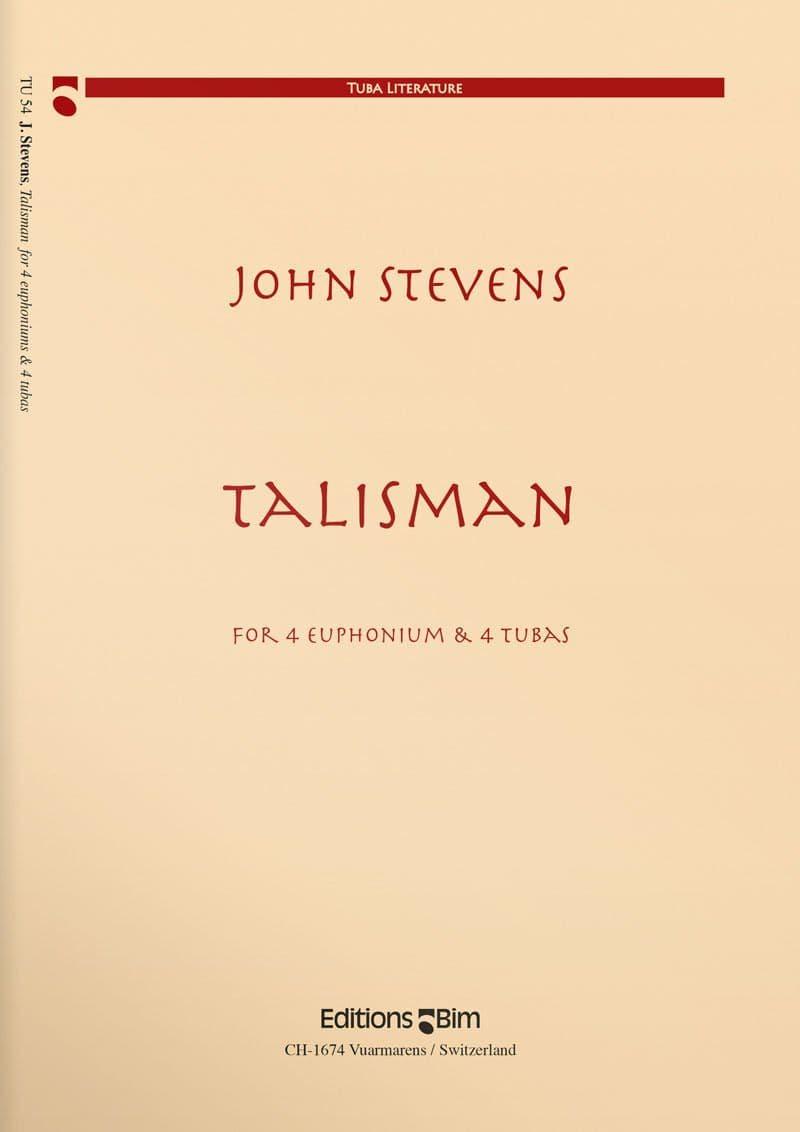Stevens  John  Talisman  Tu54