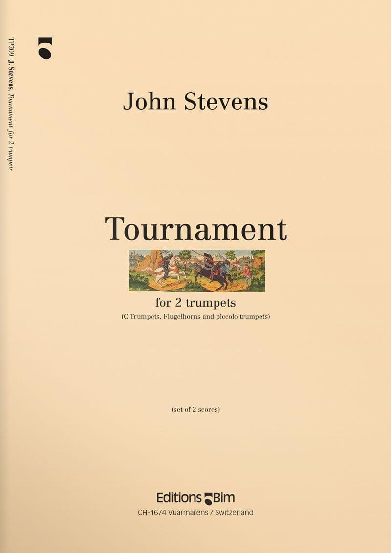 Stevens  John  Tournament  Tp209