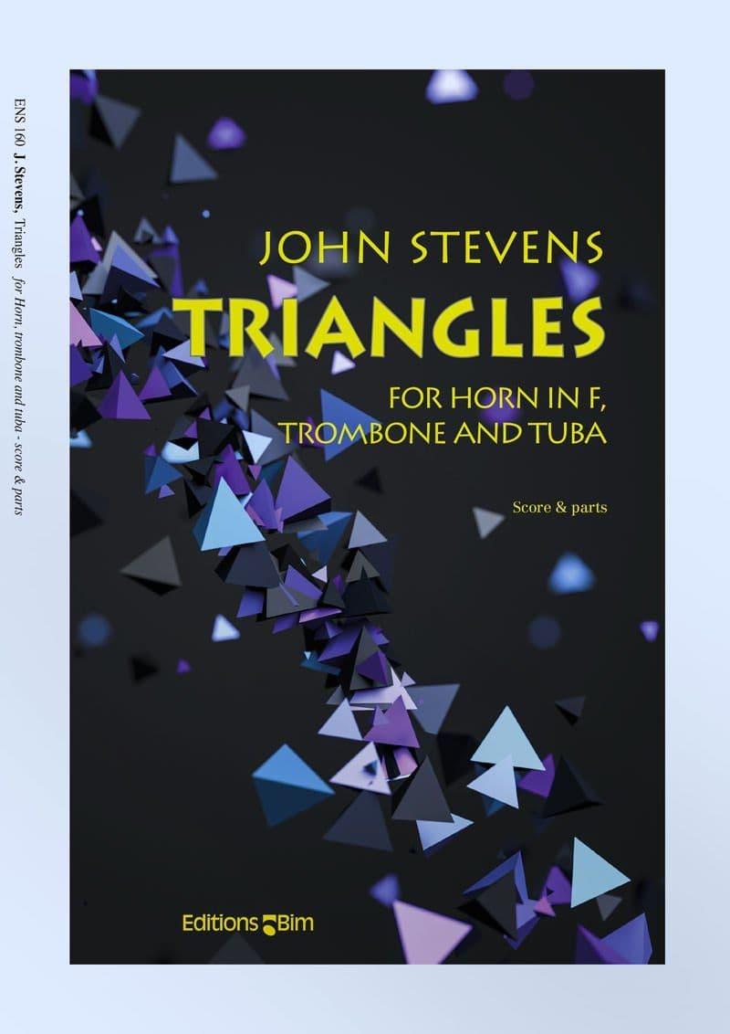 Stevens  John  Triangles  Ens160
