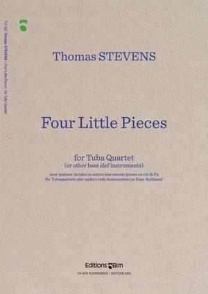 Stevens  Thomas 4  Little  Pieces  Tu100