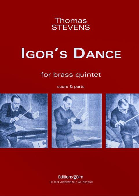 Stevens  Thomas  Igors  Dance  Ens135