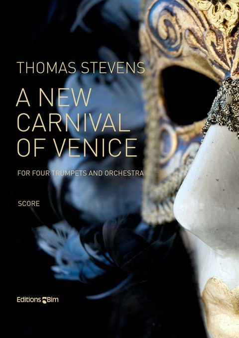 Stevens  Thomas  New  Carnival Of  Venice  Tp298