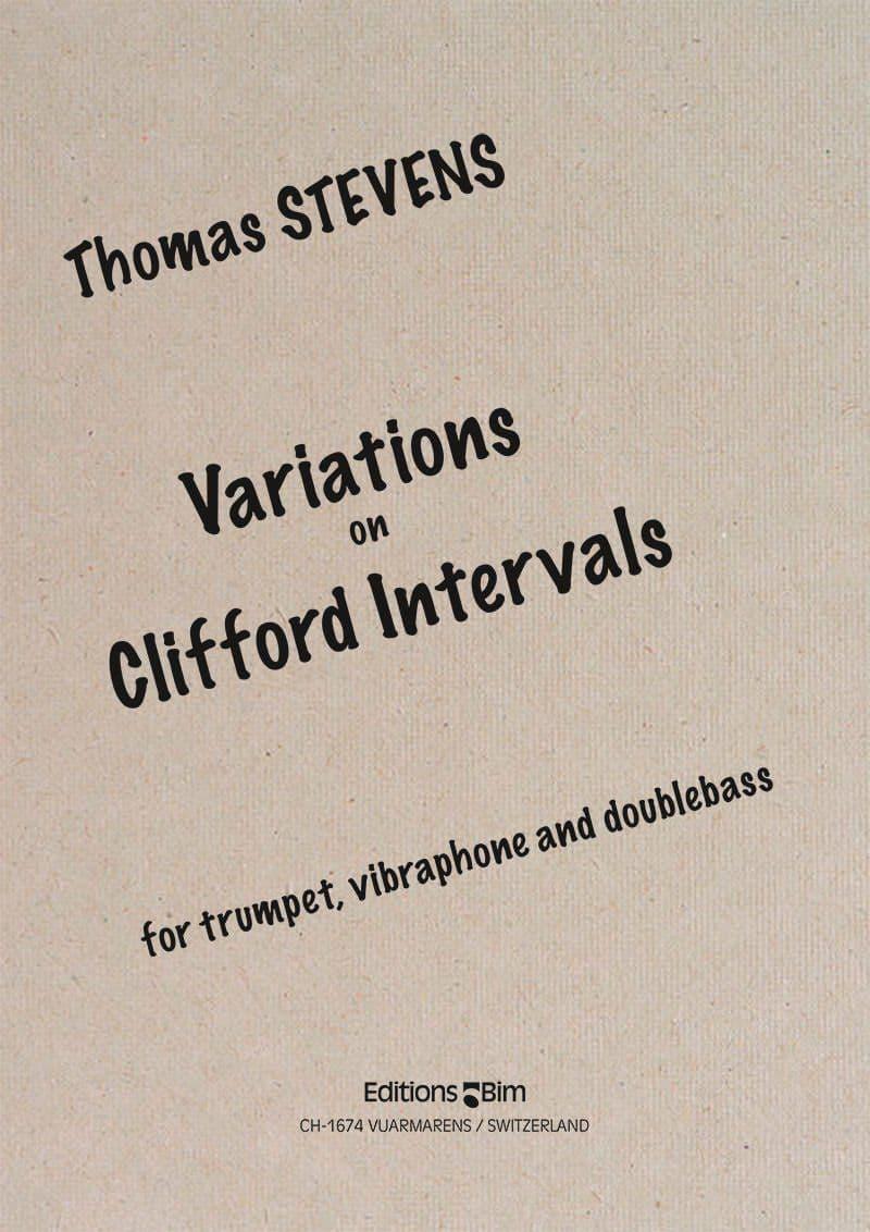Stevens  Thomas  Variations On  Clifford  Intervals  Tp196
