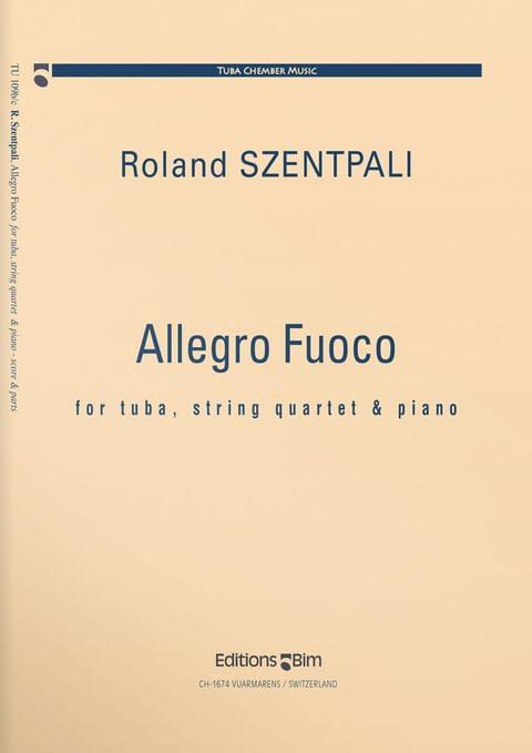 Szentpali  Roland  Allegro  Fuoco  Tu109B