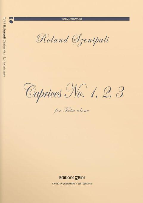 Szentpali  Roland  Caprices  Tu88