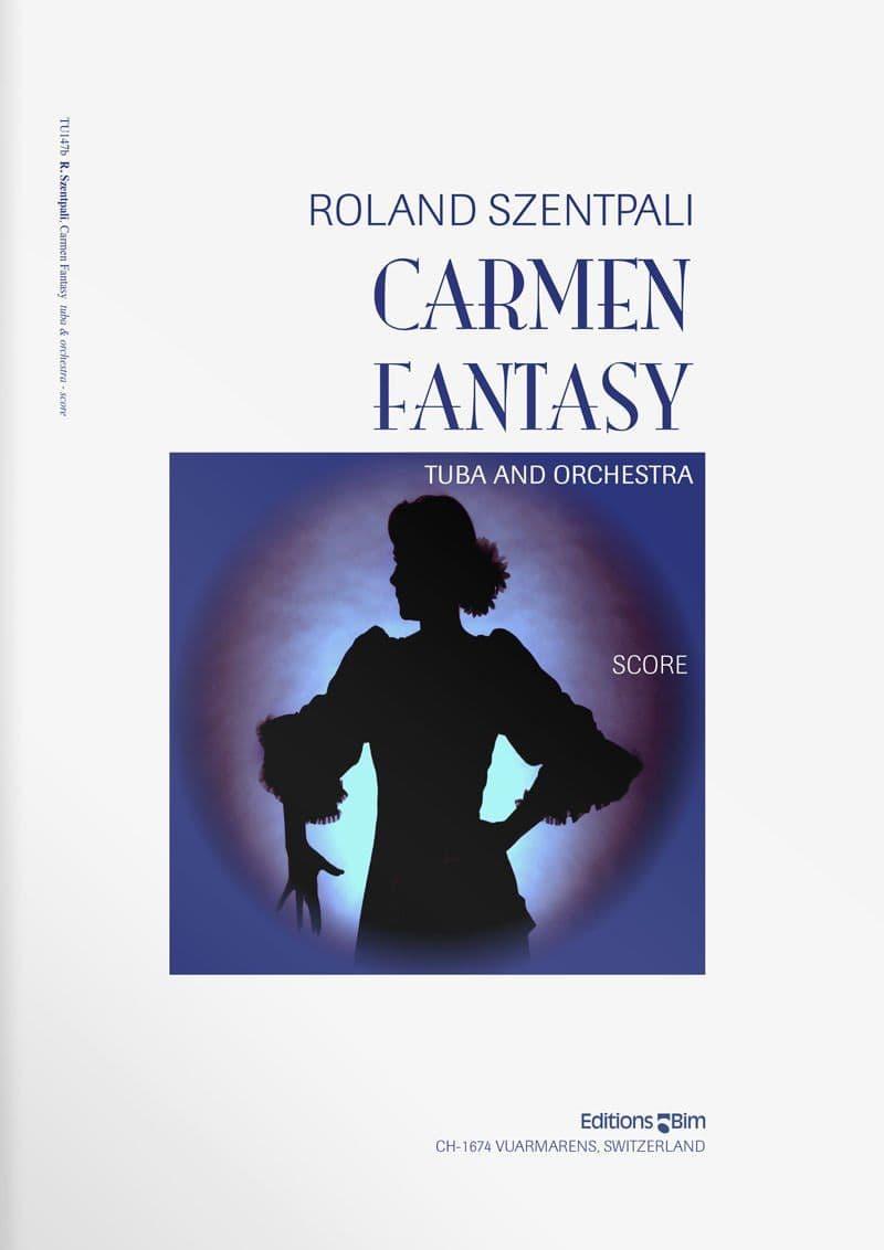 Szentpali  Roland  Carmen  Fantasy  Tu147B