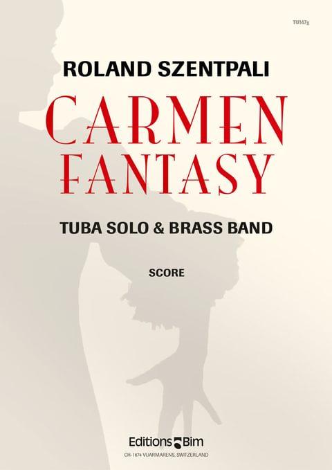 Szentpali Roland Carmen Fantasy Tu147G