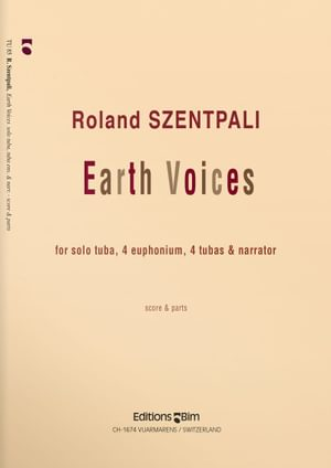 Szentpali  Roland  Earth  Voices  Tu85