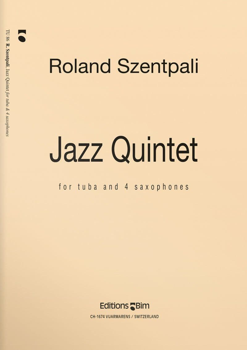 Szentpali  Roland  Jazz  Quintet  Tu86
