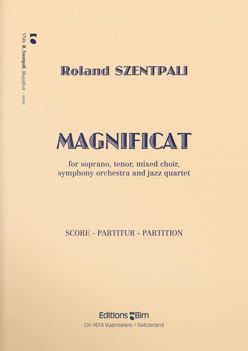 Szentpali  Roland  Magnificat  V54