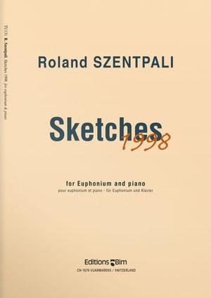 Szentpali  Roland  Sketches 1998  Tu131