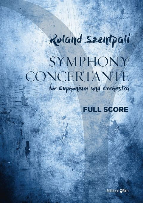 Szentpali Roland Symphony Concertante Tu193