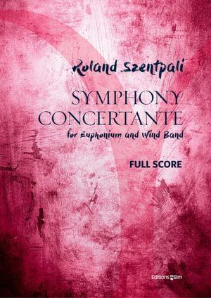 Szentpali Roland Symphony Concertante Tu193E