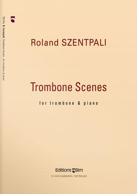 Szentpali  Roland  Trombone  Scenes  Tb65
