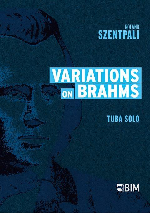 Szentpali  Roland  Variations On  Brahms  Tu121