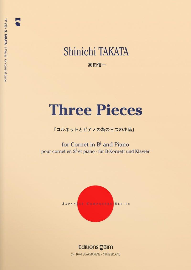 Takata  Shinichi 3  Pieces  Tp238