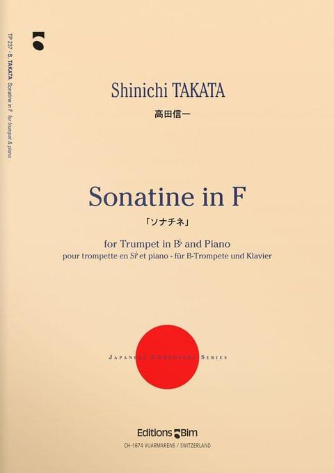 Takata  Shinichi  Sonatine In  F  Tp237