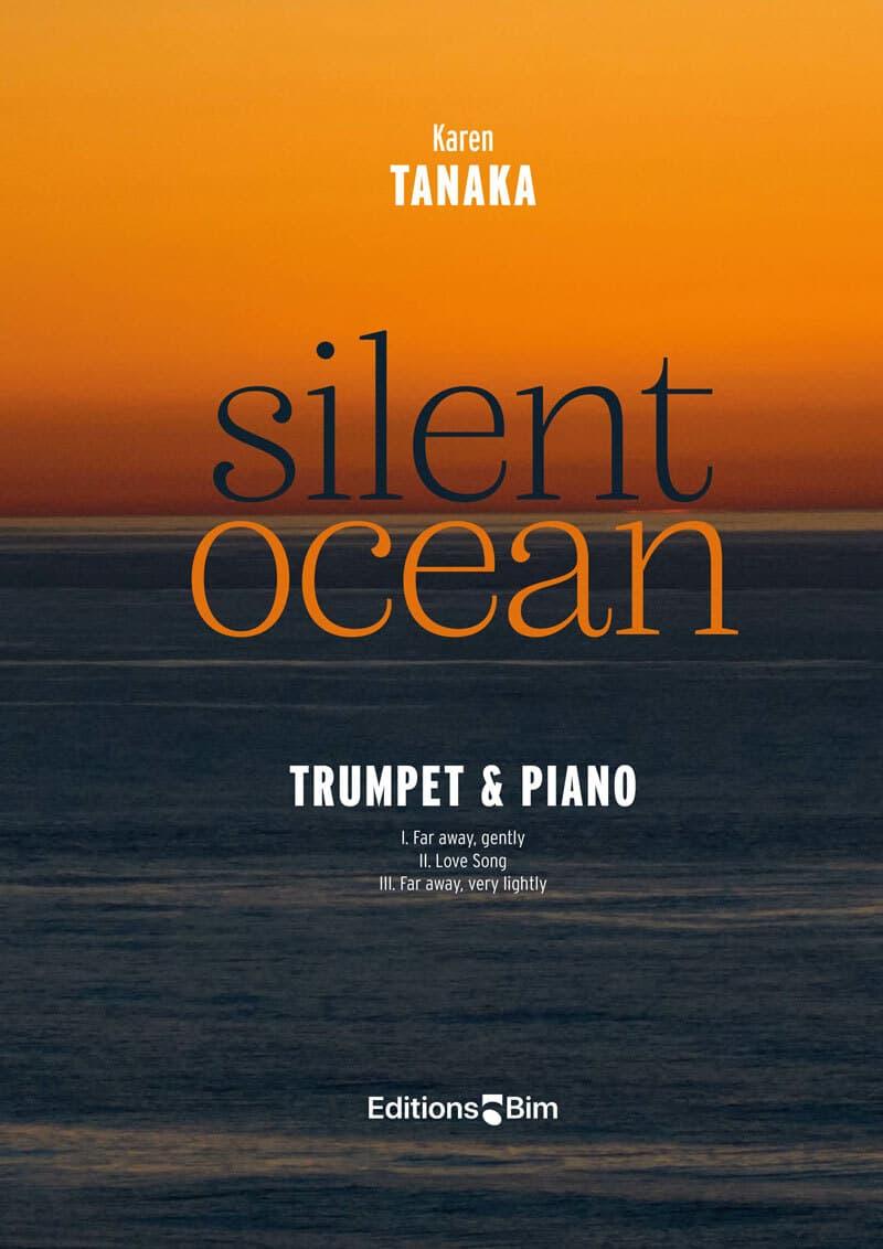 Tanaka  Karen  Silent  Ocean  Tp249