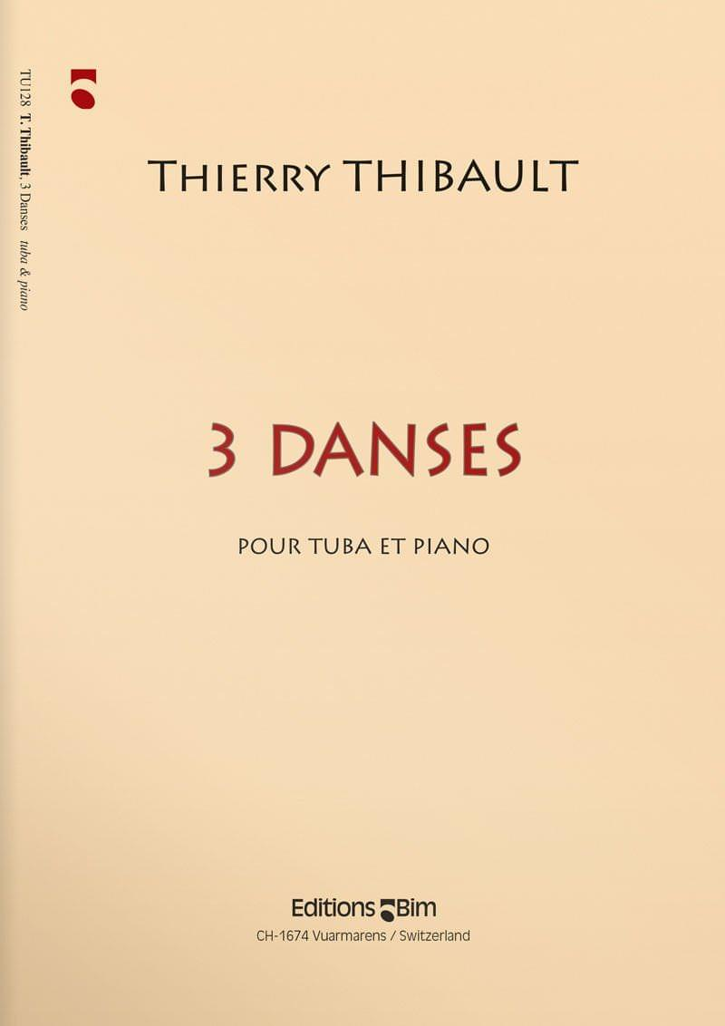 Thibault  Thierry 3  Danses  Tu128