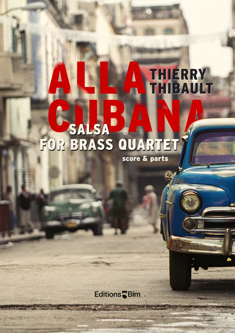 Thibault  Thierry  Alla  Cubana  Ens141