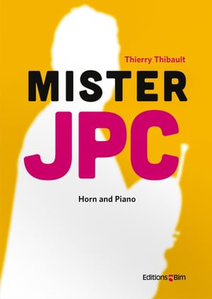 Thibault Thierry Mister JPC CO105
