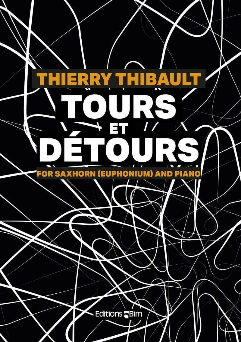 Thibault Thierry Tours Et Detours Tu196