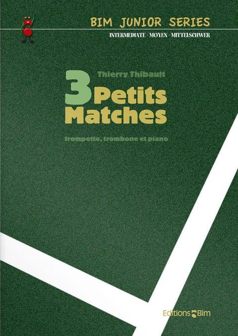 Thibault  Thierry  Trois  Petits  Matches  Ens208