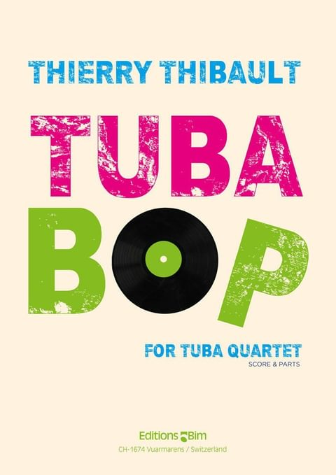 Thibault Thierry Tuba Bop TU190