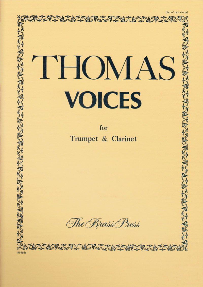 Thomas  David  Voices  Tp180