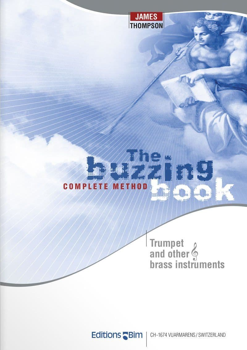 Thompson  James  The  Buzzing  Book  Tp216
