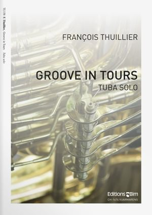Thuillier  Francois  Groove In  Tours  Tu158